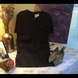 Max Mara Linen Dress